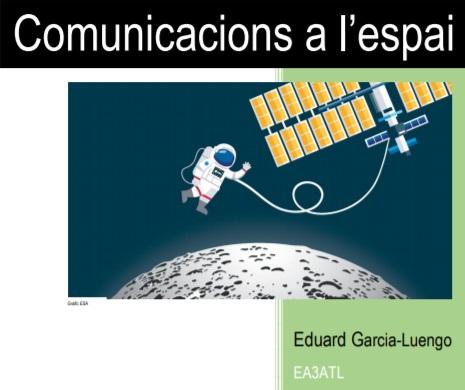 Comunicacions a l'espai