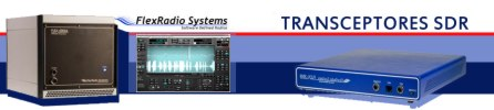 Transceptores FLEX RADIO