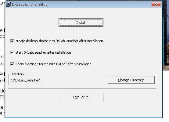 dxlablauncher